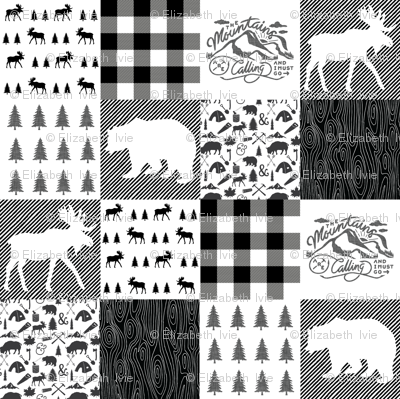 The Pacific Northwest Wholecloth