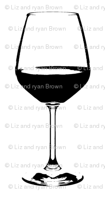 Wine Glass // Large