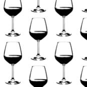 "Wine Glasses - Large (4"")"