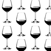 "Wine Glasses - Large (4"")"