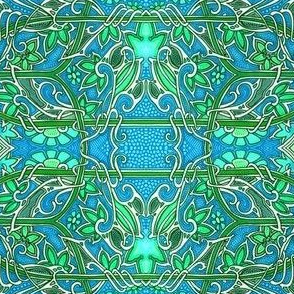 What the World Needs is More Turquoise