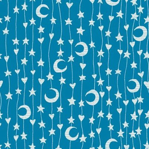 We Have The Stars (teal)