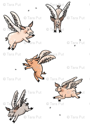 Pigs & Stars