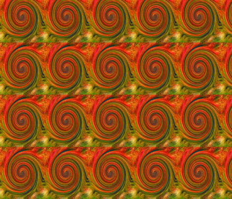 Whirly-Gig II fabric by flowerchildtrends on Spoonflower - custom fabric