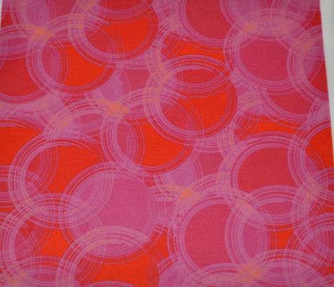 Hot Pink Bubbles