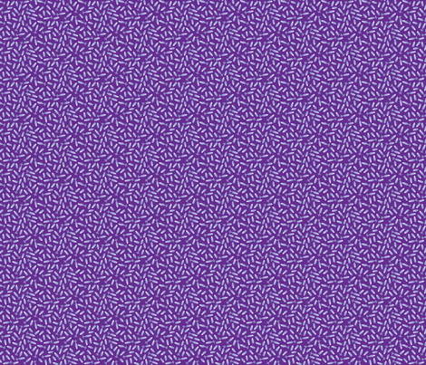 Lavender Buds fabric by apothecary on Spoonflower - custom fabric