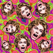 Psychedelic Trog - Joan Crawford
