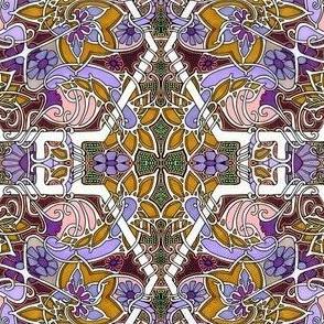 Art Nouveau Infestations
