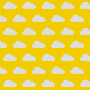 yellow cloud