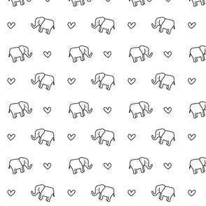 Elephant love II