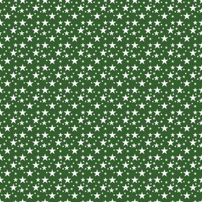 Green Star Fabric