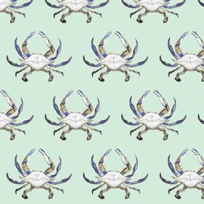 Blue Crab - Mint