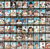 Dean's Tiny Baseball Cards