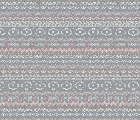 Rhand_drawn_tribal_stripe_pinkblue_shop_preview