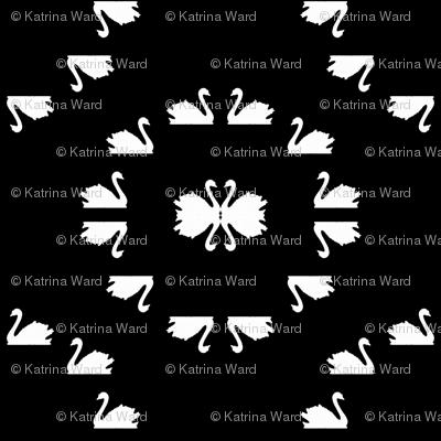 Swan_circles_black