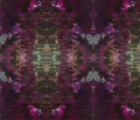 Pretty in Purple fabric by stephaniecolecreations on Spoonflower - custom fabric