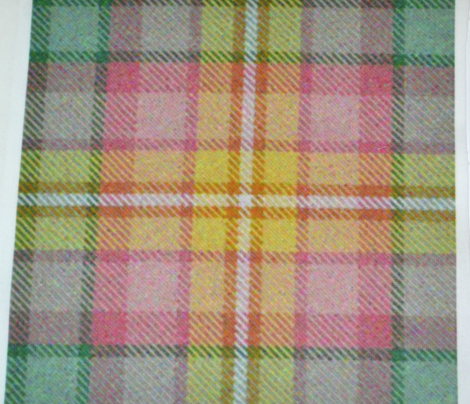 Spring Easter Plaid