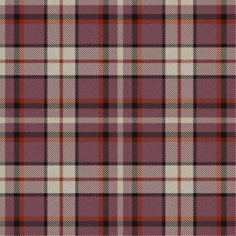 Burgundy Wine Plaid fabric by eclectic_house on Spoonflower - custom fabric