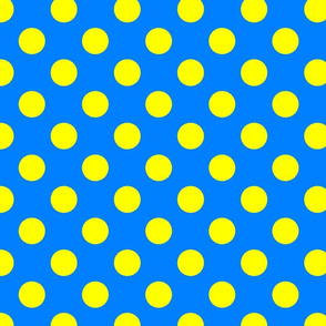 Blue-Yellow_polka-dots