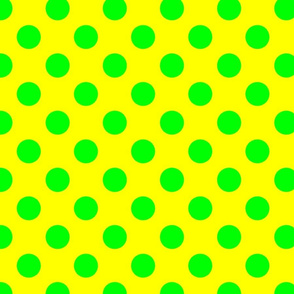 Yellow-Green_polka-dots