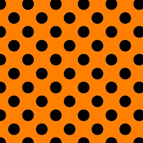 Orange-Black_polka-dots