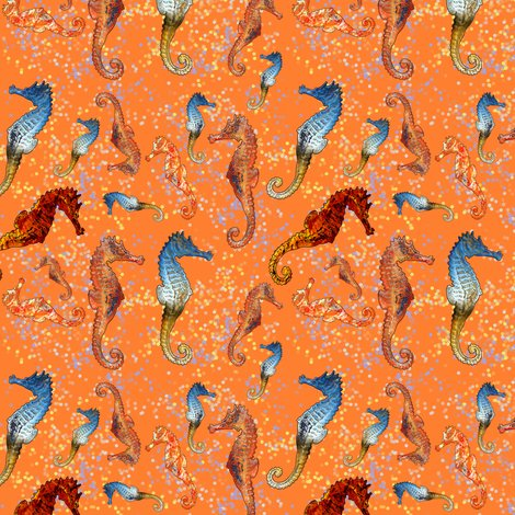 Rsea_horse_ballet_orange_by_paysmage_shop_preview