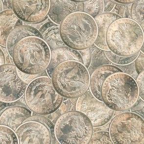 Dean's Silver Dollars