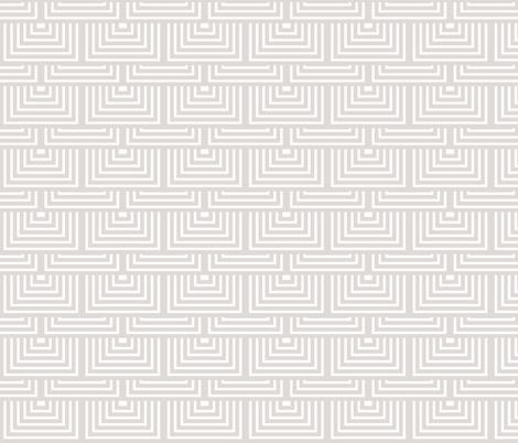 Grey Geo fabric by anniemathews on Spoonflower - custom fabric