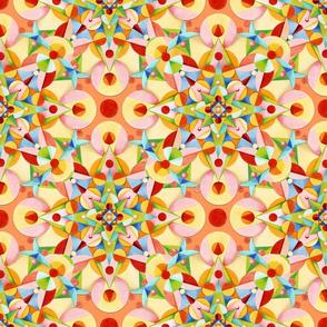 Tangerine Confetti