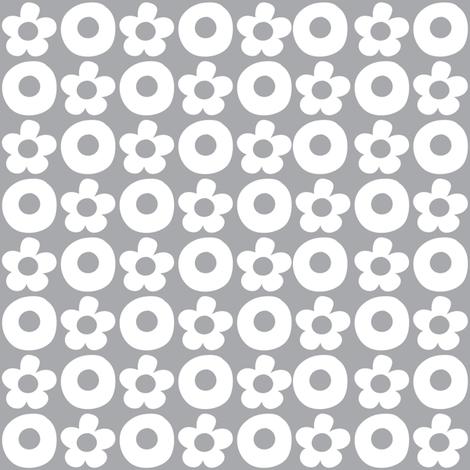 XOXOXO_©Solvejg_J_Makaretz fabric by solvejg on Spoonflower - custom fabric