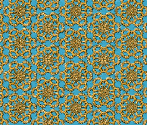 Rdeer_snowflakes_gilt_edged_on_blue_shop_preview