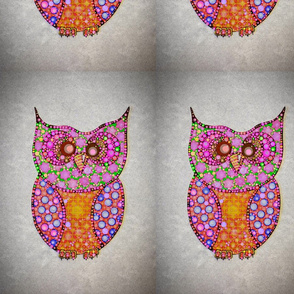 Retro Sophie Owl