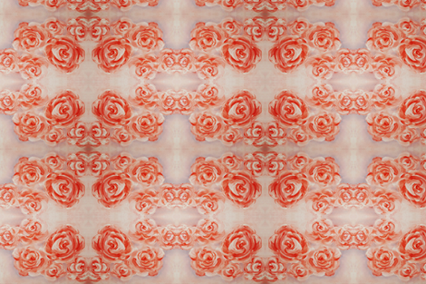 Heavenly Floral fabric by redhange on Spoonflower - custom fabric