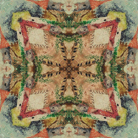 12_-_k28-Castle_square fabric by lil_enterprises on Spoonflower - custom fabric