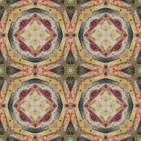 15_-_k31-Castle_square fabric by lil_enterprises on Spoonflower - custom fabric