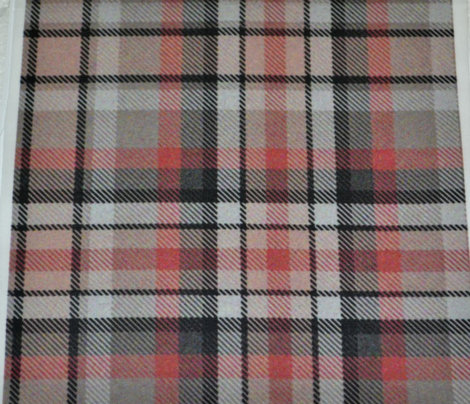 Trendy Pink Plaid 1