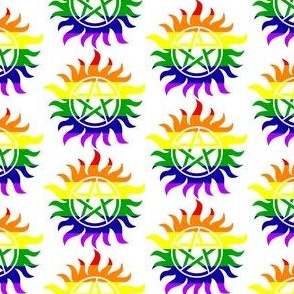 Pride Antiposession Symbol