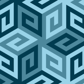 04935400 : greek cube : sailing