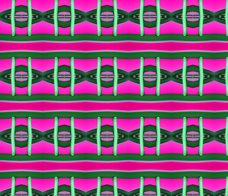 On the Way to Santa Fe V fabric by flowerchildtrends on Spoonflower - custom fabric
