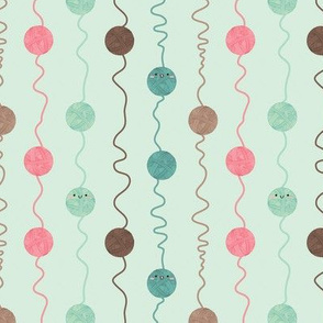 Cheerful Threads - Mint