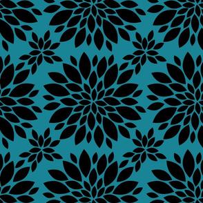 Flower-Petals-Silhouette