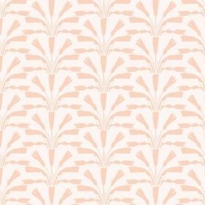 Flower Spray Peach
