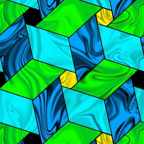 Raqua_blue_and_green_satiny_pinwheel_stars_rev_shop_preview