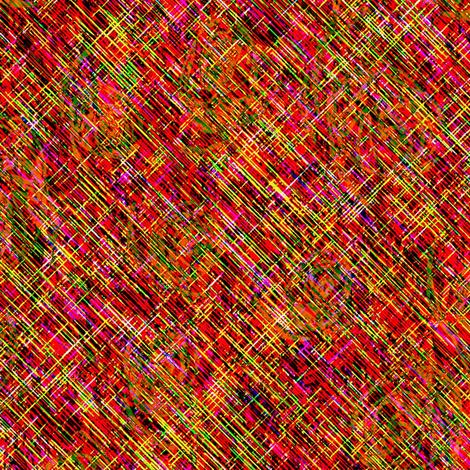 christmas tweed fabric by keweenawchris on Spoonflower - custom fabric