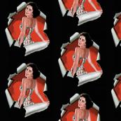 Elizabeth Taylor - Starburst