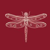 Rdragonfly_linework_-_red_spaced_shop_thumb