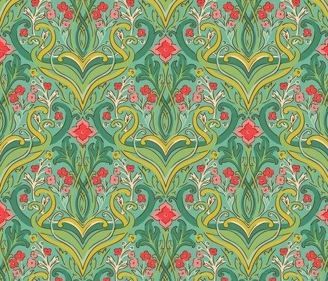Rjulie_lamb_art_nouveau_green_shop_preview