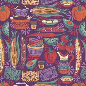 julie_lamb_fiesta_mexican_kitchen_purple