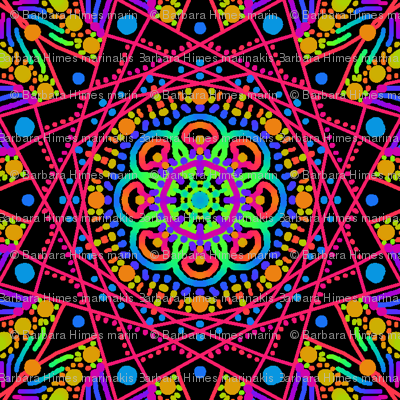 Kaleidoscope Rainbow