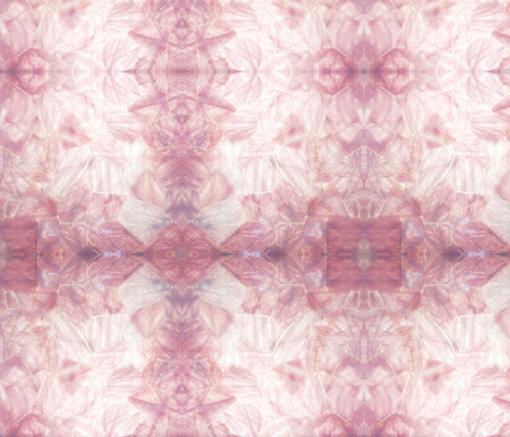 ROSE QUARTZ fabric by heirloomandknot on Spoonflower - custom fabric